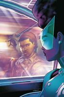 DC COMICS UNIVERSE FAR SECTOR #5 1ST PRINT COVER A MAIN (2020)