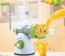 Hand Fruit Juicer Manual kitchen utensils Healthy    Juicer Wheatgrass home