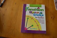 NEW Transition Tips and Tricks for Teachers By Feldman Paperback EYLF