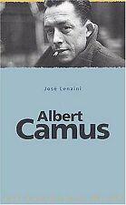 Albert Camus de Lenzini, Jose | Livre | état très bon
