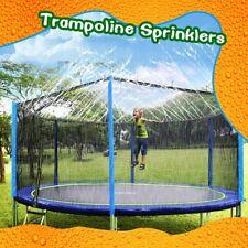 HONYOU Trampoline Sprinkler Waterpark for Kids(39FT),Summer Outdoor Water Game