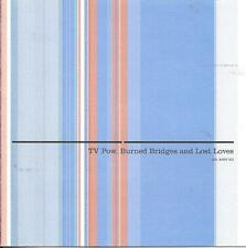 TV POW Burned Bridges 2 CD SET TIM HECKER DAVID GRUBBS FRANCISCO LOPEZ SACHIKO M