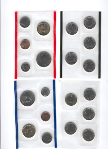 2003 US Uncirculated Mint Set in original packaging, 20 coin set