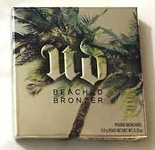 Urban Decay Beached Bronzer Bronzed Brand New In Box