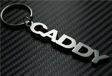 "VW ""CADDY"" keychain keyring Schlüsselring porte-clés TDI TSI SDI VAN CAMPER MAXI"