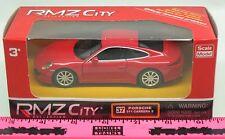 RMZ City Collection Vehicle ~ 37 Porsche 911 Carrera S prototype red