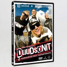 The Dudesons (Duudsonit) 2nd International Season +1h extras dvd English spoken