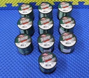 Berkley Trilene Big Game Green 1/4 LB Spools Mono. BGQS CHOOSE YOUR LINE WEIGHT