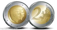 NEDERLAND SPECIALE 2 EURO 2014 WILLEM-ALEXANDER - BEATRIX: KONINGS DUBBELPORTRET