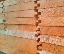Perline legno mm.20x150x4000 abete, doghe tavole ad incastro da rivestimenti