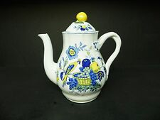 Spode China Blue Bird Coffee Pot Serves 5 cups # S3274  ..