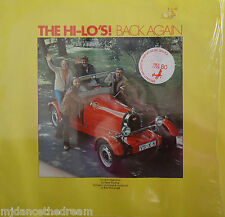 THE HI-LO'S - Back Again ~ VINYL LP GERMAN PRESS
