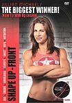 Jillian Michaels - Shape Up: Front (DVD, 2005) NEW