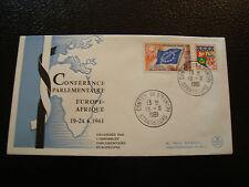 FRANCE - enveloppe 19/6/1961 yt service n° 17 (cy19) french