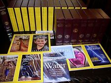 12 NATIONAL GEOGRAPHIC MAGAZINE COMPLETE SET 1980-2019 SLIPCASED ALL SUPPLEMENTS