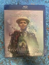 Doctor Who: Sylvester McCoy Complete Season Three [Blu-ray] New Dvd!