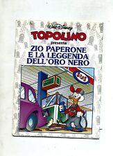 Walt Disney # TOPOLINO ZIO PAPERONE E LEGGENDA ORO NERO#All.Topolino N.1687#Esso