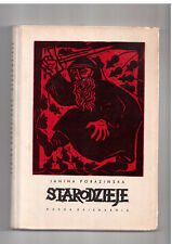 Janina Porazińska Starodzieje il Neuman-Hiszpańska Polish book for children 1962