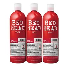 Tigi Bed Head Resurrection Shampoo 2x750ml + Conditioner 1x750ml