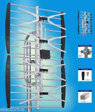 HIGH  GAIN UHF OUTDOOR HD TV OFF AIR ANTENNA OTA 4 BAY ++ 4BAY HDTV