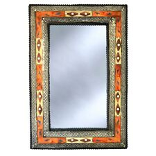 Orientalischer Spiegel Orient Marokko Marokkanischer Wandspiegel S18 H60 cm