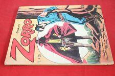 fumetto ZORRO CERRETTI 1977 numero 7