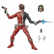 POWER RANGERS LIGHTNING COLLECTION S.P.D RED RANGER ACTION FIGURE