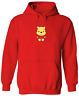 Unisex Sweater Mens Women Pullover Hoodie Sweatshirt Love Cuties Pooh Cartoon