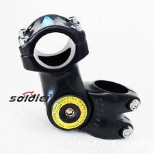 Aluminum Bicycle bar MTB Urban Road Bike ±60° 3D Adjustable stems 31.8*85mm Stem