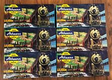 Vintage Athearn Blue Box & Roundhouse HO Train Lot-7 Cars-NEW in Box