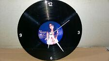 Reloj De Pared Amy Winehouse Rehab Vinilo Lp Decoración De Regalo (,)