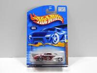 2001 Hot Wheels #94 Skin Deep Jeep Willys Coupe E910 crd