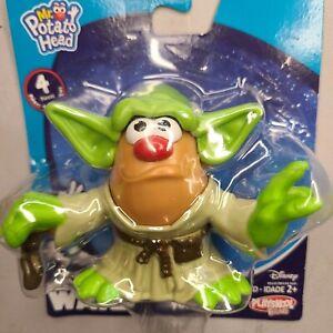 Mr. Potato Head Star Wars Yoda Figure 4 Pieces