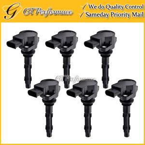 OEM Quality Ignition Coil 6PCS Mercedes-Benz C230 C350 CL550/ Sprinter 2(3)500