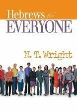 Hebrews for Everyone (New Testament for Everyone), Tom Wright, 0664227937, Book,