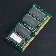 New 256MB PC133 2Rx8 144pin 133MHZ laptop Notebook memory