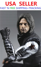 **FREE SHIPPING**1/6 scale Captain America Winter Soldier Bucky figure FULL set
