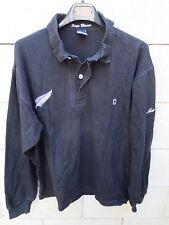 Polo SERGE BLANCO 15 maillot QUINZE NEW ZEALAND All Blacks Nouvelle Zélande XL