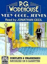 Very Good, Jeeves (Bertie Wooster & Jeeves) ~ Wodehouse, P. G.