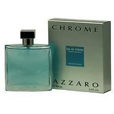 Chrome 100ml EDT Spray for Men by Azzaro Tester