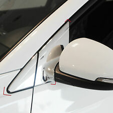 Chrome Side Rear View Mirror Bracket Molding Trim Cover for 08+ Holden Cruze
