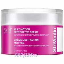 STRIVECTIN MULTI ACTION RESTORATIVE CREAM NIA-114 1.7 OZ  NEW! AMAZING!