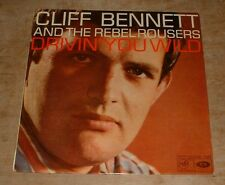 CLIFF BENNETT AND THE REBEL ROUSERS drivin' you wild 1966 UK MFP MONO LP