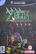 The Legend of Zelda: Four Swords Adventures (Nintendo GameCube, 2005)