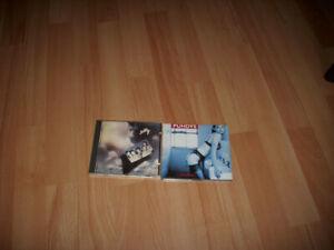 2 CDs von SILLY+PUHDYS
