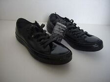 Converse Chuck Taylor Women's Shoes All Star Metallic Black Pearl, Size 7M