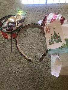 Disney The Main Attraction November Jungle Cruise Minnie Ear Headband Limited