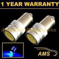 2X BAX9s H6W 434 XENON BLUE HIGH POWER LED SIDELIGHT SIDE LIGHT BULBS SL100901