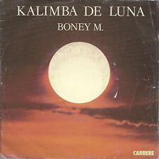 KALIMBA DE LUNA - TEN THOUSAND LIGHT YEARS # BONEY M.