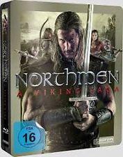 Northmen -  A Viking Saga blu ray Steelbook - 2 disc set  ( NEW )